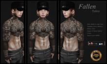 **UbS** Fallen Tattoo