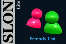 Slon Lite - The Simple Friends List