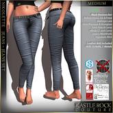 :KR: Nikolette Jeans - Jeans - Medium (Add Me)