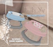 TIS x Sweetheart Stepper (Pink)