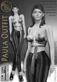 DEMO***ArisArisB&W~Paula Outfit- Custom HUD(ADD)