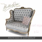 [BR] Princess LoveSeat II PG