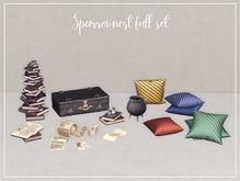 Raindale - Sparrownest full set