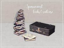 Raindale - Sparrownest books&suitcase