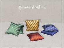 Raindale - Sparrownest cushions