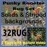 BOX,Rug-KOCK-All Solids & Stripped, Texture Menu