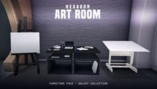 HEXAGON art room