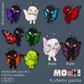 MOoH! Flutterby Blue