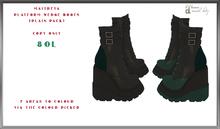 Maitreya Platform Wedge Boot(Plain pack)