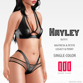 [ADD] Hayley Outfit - BlackC
