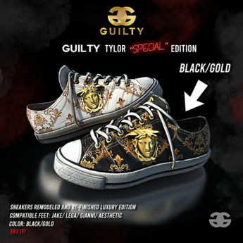 051 [GUILTY] TYLOR Special Black/Gold