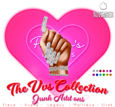 !! Pinky's Nails !! Junk Add-ons ' ALL