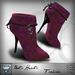 Viviane Fashion - Boots Hearts Fuchsia