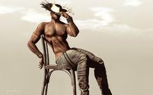 .:Tribal Tuesday:. Real Man