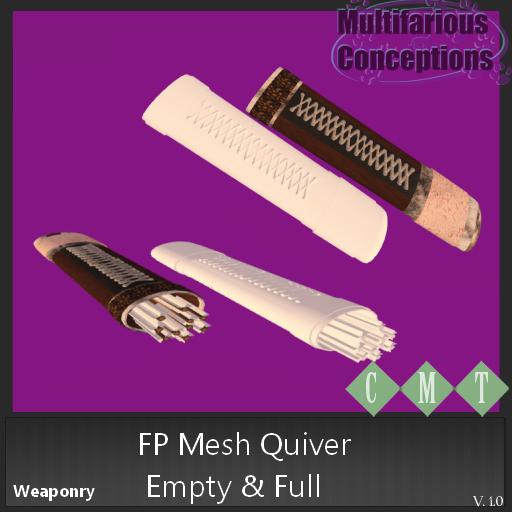[MC] FP Mesh Quivers empty & full [Add Me]