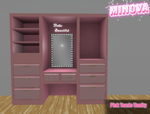 Yomie Vanity (pink)