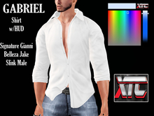 Mens Gabriel Shirt w/HUD