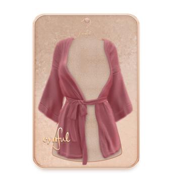 Cynful Fluffy Love Robe - Pink  Maitreya Lara (+ Petite), Belleza Freya, Legacy (+ Perky), Kupra