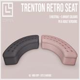 llorisen // trenton retro seat pack (PG)