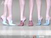 Remezzo Pixie Heels Fat Pack