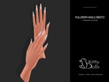 K.D Fullperm Nails Slink - Wear me/Touch me