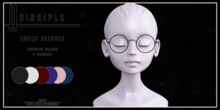 [Disciple] - Round Glasses