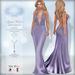 *Lurve* Cupid's Heart Gown in Violet - Maitreya - Belleza - Slink - TMP Legacy - TMP
