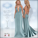 *Lurve* Cupid's Heart Gown in Sea Foam - Maitreya - Belleza - Slink - TMP Legacy - TMP