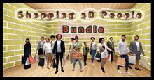 YO_V.Shopping 3D People(WEAR)