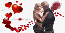 """""""PhotoLovers"""" Poses - A time for Love """"St.Valentine's Day"""" - couple pose"""