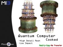 [MB3] Quantum Computer - Cooked