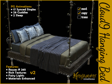 MG - Cloud9 Hanging Bed v2 (PG)