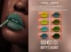 Dotty's Secret - Karma [GREENS] - Lip Gloss Set [LELUTKA EVO]