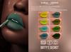 Dotty's Secret - Karma [GREENS] - Lip Gloss Set [CATWA HD PRO]