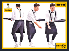 ::DisturbeD:: Alexander Waiter Man Character - FULL PERM MESH