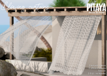 Pitaya - Flowing curtains - Sheer Curtains