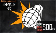 [ DreadMorne ] // Grenade Hud
