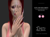 K.D Cute Love Nails - Wear me/Touch me