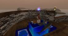 Ocean Wearable DJ Booth(BOX)