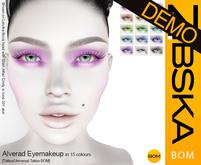 Zibska BOM Pack ~ Alverad Eyemakeup Demos [tattoo/universal tattoo BOM]