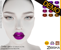 Zibska ~ Cintia Lips Demo [omega applier/tattoo/universal tattoo BOM]