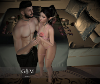 +gemposes+ - Valentine's rose - [ADD-HUD] -