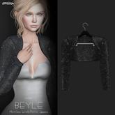 amias - BEYLE jacket black