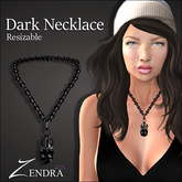 Dark Necklace