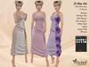 ST :: New Air Dress for Maitreya (L, P), Slink (P; H), Belleza (F), Legacy (P) and Altamura. 10 Tex HUD
