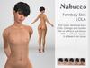 Nabucco Femboy Skin LOLA