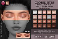 Izzie's - DEMO Closed Eyes (LeLutka Evolution)
