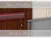 Window Blind Alpha - Skye Whitebox Textures