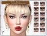 Tville - Anna Eyes *PACK* for Catwa / Lelutka EVO / Lel EVO X / HDPRO / BOM