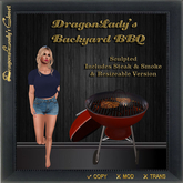 DragonLady's Backyard BBQ